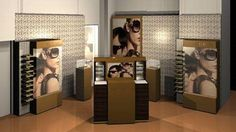 GUCCI eye wear at MARUI Shibuya
