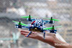 Interesante: Qualcomm se prepara para entrar en el mundo de los drones con sus Snapdragon Flight