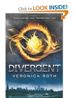 Divergent (Book 1): Veronica Roth...may have to start this series next?