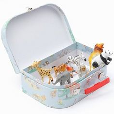 Cath Kidston Baby Zoo Box