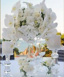 Weddings Table Decorations