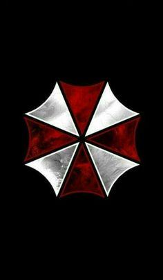 Resident Evil, Umbrella Company, Umbrella Corporation, Video Game Companies, Iphone Homescreen Wallpaper, Dead Man Walking, Alone In The Dark, Horror Video Games, Evil Art
