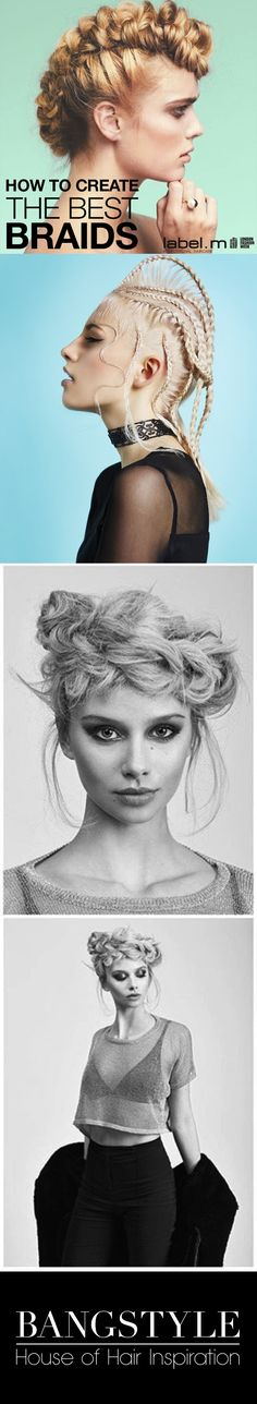 Braid obsessed? Learn how to create these hot styles. #braids #howtos #stepbystep #plaits #boho