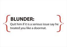 Blunder for 'Sorry Series - III' @ Bee & Blu - beeandblu.com #indianfashionblog #indianlifestyleblog #boyfriend #blogger #sorry #relationship #lifestyletips #relationshiptips