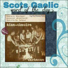 Gaelic Words, Scottish Gaelic, Word Of The Day, Outlander, Scotland, Language, Learning, Weird, Studying