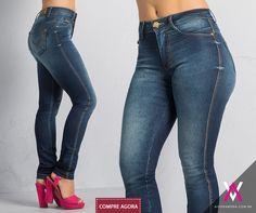 #calça #jeans #look #fashion #emana