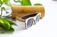 fe5ffebd284 HANDMADE WOODEN FRAME ➤ PERFECT FOR DRIVING ➤ POLARIZED LENSES ➤ FREE BAMBOO  CASE. Cloudfield