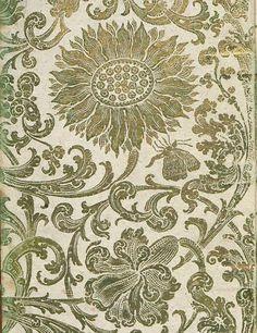 Papiers dorés, 18th c.