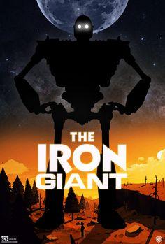 The Iron Giant (1999) [2764 4096] [OC]