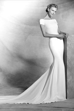 Suknia ślubna Pronovias Atelier VALERIA-001 2016