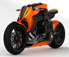 KTM Superduke for 2012/2013