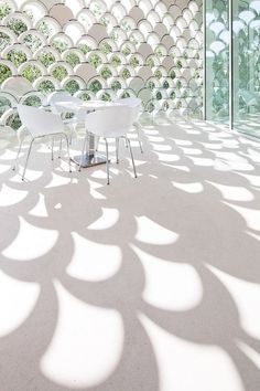 Architecture-lighting effect