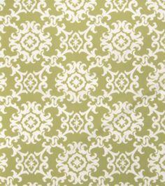 Home Decor Print Fabric-Arvin Grass Lattice & Print Fabric at Joann.com