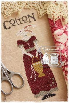 Miss Harriett Hare Cotton