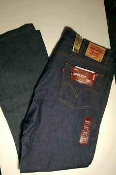 Levi's 517 Bootcut Dark Blue NWT Mexico  Sz 42/38 #Levis #BootCut