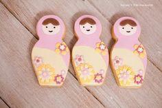 matrioska cookies