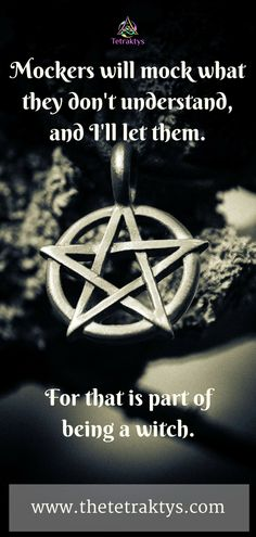 www.thetetraktys.com is a blog about Wicca,  witchcraft, world religions and spirituality. Click to learn more!