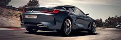 BMW Concept Modellen - BMW Concept 8 Serie - BMW.nl