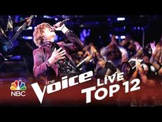 """The Voice 2014 Top 12 - Matt McAndrew: """"Take Me to Church"""" - YouTube ....  ROCK OUT!"""