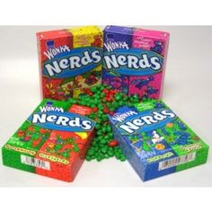 Willy Wonka's Candy Factory - Nerds - Polyvore