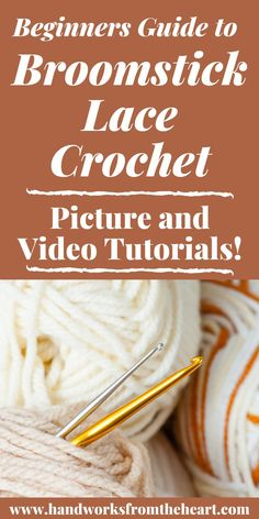 Also known as Jiffy lace! This crochet technique is fast and fun! It creates some of the most beautiful projects I've ever seen! Crochet Round, Irish Crochet, Crochet Lace, Crochet Stitches, Crochet Patterns, Broomstick Lace Crochet, Hairpin Lace, Crochet Projects, Tatting