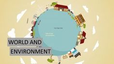 Prezi templates from http://www.ziload.com where one of them is: World and Environment The presentation is organized in the circle and around it there many buildings, production factories, trucks and many more items. Prezi template is good for sharing the ideas about environmental problems on earth.