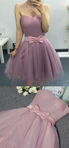 Pink Homecoming Dress,Homecoming Dress,Cute Homecoming Dress,Fashion Homecoming Dress,Short Prom Dress - 127