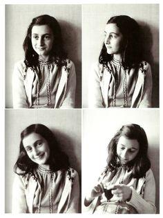 Ana Frank - 1941 esta foto facilitada por la Casa de Ana Frank en Amsterdam. En agosto de 1944, Ana, su familia y otras personas que estaban escondiendo de las fuerzas de ocupación alemanas de seguridad, fueron capturados y enviados a una serie de cárceles y campos de concentración. Ana murió de tifus a los 15 años en el campo de concentración de Bergen-Belsen, pero su diario publicado póstumamente la ha convertido en un símbolo de todos los Judios asesinados en la Segund