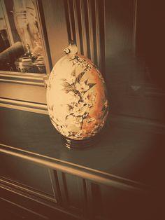 ceramic eggs made by me