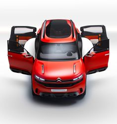 Citroën expands Air with the new Aircross