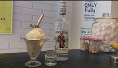 Come and join us for Father's Day and enjoy our Pina Colada Sundae special with a shot of rum #Brighton #FathersDay