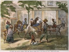 Amazing Moving On: The Black Exodus of 1879 Equestrian Statue, Coloured People, Black Families, Persecution, African American History, History Books, Ancient Art, Black History, Art Pictures