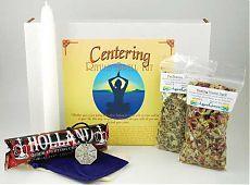 Ritual Kit: Centering Boxed