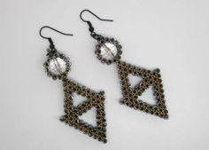 Congratulations to Marina Garbo for the Facebook October 12, 2015 Design of the Week!  #diyjewelrymaking #facebookdesignoftheweek