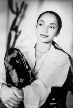 Sade. Beautiful. Forever her, the whole band, I ride.