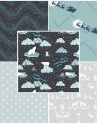 Northern Lights Fat Quarter Pack Two - Main - 103830