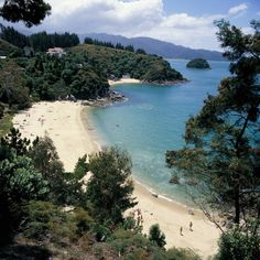The best beaches in the world | House & Garden Amazing Architecture, Modern Architecture, Australia Weather, Abel Tasman National Park, Beaches In The World, Most Beautiful Beaches, Tulum, Amazing Gardens, New Zealand