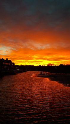 Blakeney North Sea, Norfolk, Ancestry, Celestial, Adventure, Sunset, Outdoor, Food, Sunsets