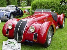1939 Alfa Romeo 6C 2500 Super Sport Corsa