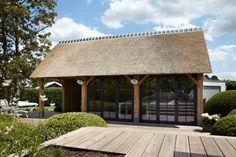 Cottage bijgebouw Eik & Riet > Eik & Hout | Bogarden