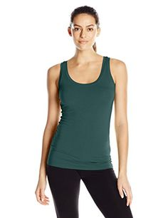 Women's Thermal Underwear - Cuddl Duds Womens Softwear with Stretch Reversible Tank * Continue to the product at the image link. (This is an Amazon affiliate link)