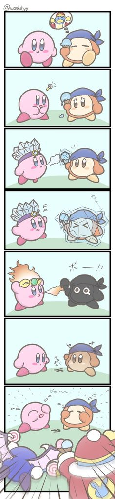 Kirby Memes 579908889501009441 - They were ready Source by evabenazet Video Games Funny, Funny Games, Kirby Character, Character Design, Geeks, Kirby Memes, Kirby Nintendo, Princesa Peach, Meta Knight