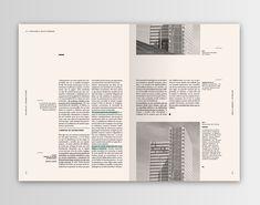 Rem Koolhaas Pressbook Magazine design, Book and magazine desig… – Mag Layouts-LJ – layout Page Layout Design, Graphisches Design, Buch Design, Graphic Design Layouts, Brochure Design, Design Posters, Brochure Layout, Poster Designs, Corporate Brochure