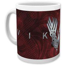 Vikings Tasse Logo. Hier bei www.closeup.de