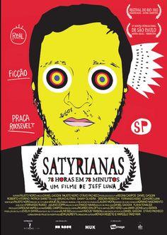 #Loroverz #ilustração #illustration #satyrianas #film www.loroverz.com