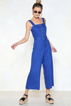 37030bac0499d7 Let s Keep This Casual Jumpsuit