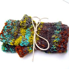 Fingerless Mittens Pattern, any size any yarn knitting