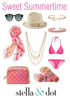 Stella & Dot new summer collection!!! www.stelladot.com/jahnavi