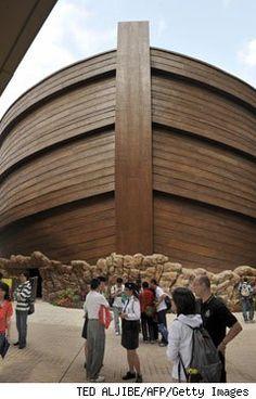 Life-Size Noah's Ark Opens in Hong Kong - PawNation
