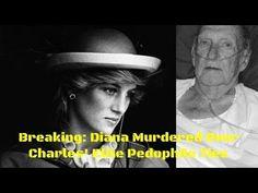Breaking: Diana Murdered Over Charles' Elite Pedophile Ties